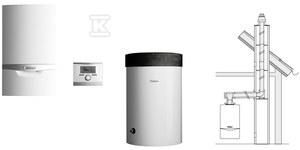 Pakiet 1 Thermo VC 206/5-5 + VIH R 200/6 M + multiMATIC 700 + SPS SZ