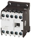 Stycznik AC-3/I=9A P=4kW/ 1Z 0R DILEM-10(24V50/60HZ)