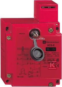Wyłącznik krańcowy bezpieczeństwa, 1NC+2NO, 24V, dławik Pg 13