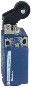 Wyłącznik krańcowy dźwignia z rolką termoplastyczną 1NC+1NO dławik ISO M16x1.5