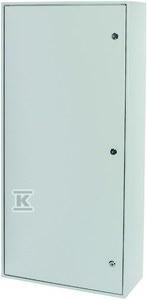 BPM-O-1000/12 Rozdzielnica natynkowa IP 54 - bez wyposażenia, szerokość. 1000 mm