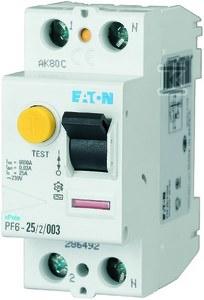 Wyłącznik różnicowoprądowy 6kA PF6-25/2/003-A