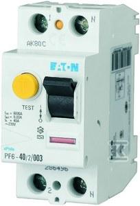 Wyłącznik różnicowoprądowy 6kA PF6-40/2/003-A
