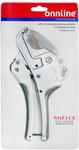 Nożyce 3-42mm profesjonalne do rur PVC Onnline