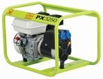 Agregat prądotwórczy przenośny PX3250 Honda GP160, rozruch ręczny, napięcie 230 V, moc ciągła 2,3kVA
