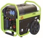 Agregat prądotwórczy przenośny PX4000 AVR Pramac, rozruch ręczny, napięcie 230 V, moc ciągła 2,5kVA