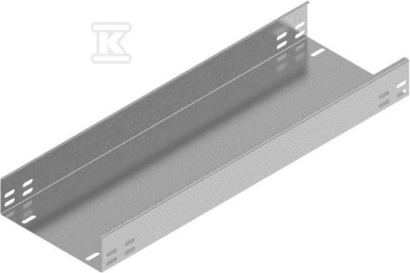 Korytko KBP500H60/3, grubość blachy 1,5 mm /3m/