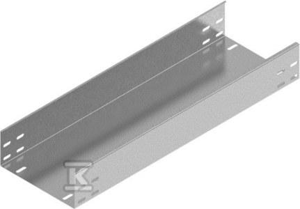 Korytko KBP600H80/3, grubość blachy 1,5 mm /3m/