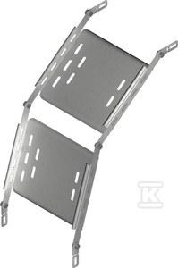 Łuk przegubowy LLL100H30, grubość blachy 0,7mm