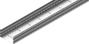 Korytko KST400H200/6, grubość blachy 3,0mm /6m/