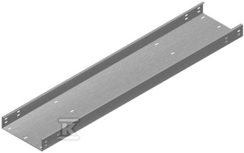 Korytko KZP500H50/3, grubość blachy 1,5mm /3m/