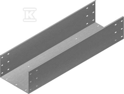 Korytko KZP300H200/3, grubość blachy 1,5mm /3m/