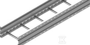 Drabinka DST500H200/6, grubość blachy 3,0mm /6m/