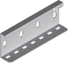 Łącznik drabin LDCH50 N, grubość blachy 2,0mm