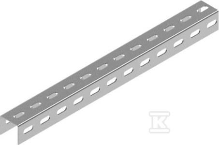 Ceownik CT55H50/2, grubość blachy 3,0mm