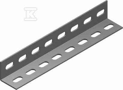 Kątownik KTP25H25/2, grubość blachy 1,5mm /2m/