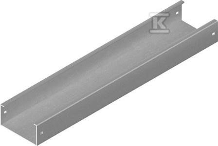 Korytko KMP400H100/2, grubość blachy 1,5mm /2m/