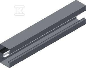 Kanał naścienny KS170H100/2, grubość blachy 1,0mm /2m/