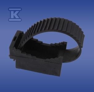 UP 50 UV uchwyt paskowy czarny /10opk/