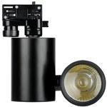 Projektor VT-4615 do szynoprzewodów 15W 1350lm LED 24° 6400K CRI>95 czarny