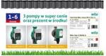 Zestaw promocyjny (2x Yonos PICO 25/1-6 + Z NOVA A) z gadżetem w cenie zestawu