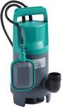 Pompa drenażowa Initial WASTE 14-9 do wody szarej i ścieków, z wyłącznikiem pływakowym i kablem 10mb.
