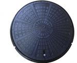 Właz tworzywowy PP okrągły AO 600, KL.A15 (1.5T)