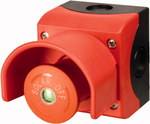 Przycisk przeciwpożarowy PV, 2R M22-SOL-PVT45PMPI02Q