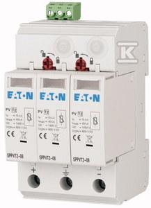 Ogranicznik przepięć typ 2 600VDC z sygnalizacją SPPVT2-06-2+PE-AX