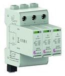 Ogranicznik przepięć T1 T2 (B i C) do systemów PV ETITEC EM T12 PV 1100/6,25 Y