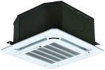Zestaw klimatyzator kasetonowy KAISAI 3,5KW/4,4KW (chłodzenie/grzanie) KCA3U-12HRB32X KOB30-12HFN32X