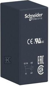 Przekaźnik interfejsowy 230V AC, 12A, 1 styk C/O