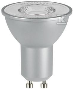 Żarówka LED IQ-LEDIM GU10 7,5W-NW 570lm 4000K 120° ściemnialna