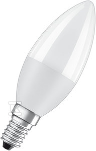 Żarówka LED VALUE CLB60 7W/827 806lm 230V FR E14