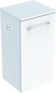 NOVA PRO PREMIUM Szafka boczna wys. 65 cm kolor biały