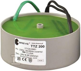 Transformator toroidalny TTZ 200/G 230/ 110V do zasilania urządzeń 110V USA