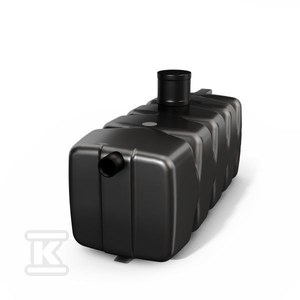 Zbiornik PEHD podziemny na deszczówkę MONOBLOC 900L