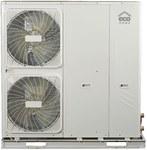 Pompa ciepła monoblok 6,65kW, R32, Kaisai Eco Home, powietrze-woda, 230V, Wi-Fi, MODBUS, KHC-07RX1
