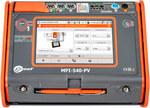MPI-540-PV Wielofunkcyjny miernik parametrów instalacji elektrycznych i fotowoltaicznych