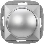 Ściemniacz 40-400W srebrny OPAL/PERŁA