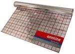 Folia Onnline 1.05x50m do ogrzewania podłogowego /50m/