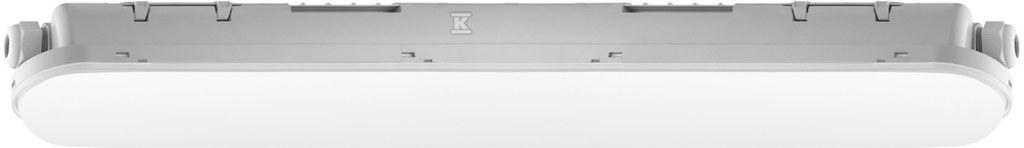 Oprawa hermetyczna DAMP PROOF LED ECO 1500 TH 52W 6240lm 4000K IP65GY