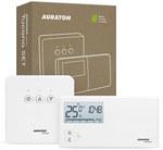 AURATON Tucana SET - Tygodniowy, bezprzewodowy regulator temperatury ze sterownikiem urządzenia grzewczego (zestaw)