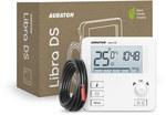 AURATON Libra DS - Tygodniowy, przewodowy regulator temperatury (dwuczujnikowy)