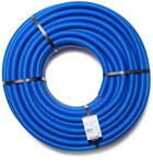 Rura osłonowa karbowana (PESZEL) niebieska RIL 18-22mm 320N ONNLINE /100m/