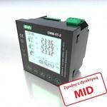 Wielofunkcyjny cyfrowy multimetr wartości parametrów sieci z komunikacją Modbus RTU DMM-5T-2