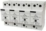 Ogranicznik przepięć Typ 1+2+3(BCD) 100KA 4P DS254VG-300