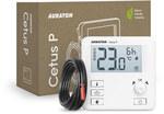 AURATON Cetus P - dobowy, przewodowy regulator temperatury (jednoczujnikowy)