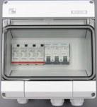 Zestaw przyłączeniowy PV AC