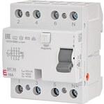 Wyłącznik różnicowoprądowy EFI6-P4 AC 40/0.03